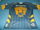 LOTTO PUMAS UNAM AWAY JERSEY 2006/07 2