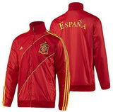 ADIDAS SPAIN ANTHEM JACKET Red/Yellow.
