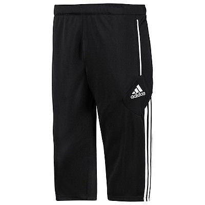 ADIDAS CONDIVO 12 TRAINING 3/4 PANT FOOTBALL MEN'S SIZE LARGE.