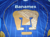 LOTTO PUMAS UNAM AWAY JERSEY 2006/07 8
