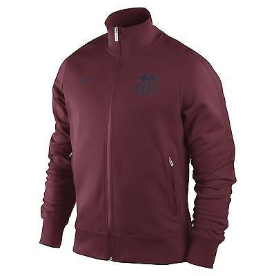 NIKE FC BARCELONA AUTHENTIC N98 TRACK JACKET Team Red.