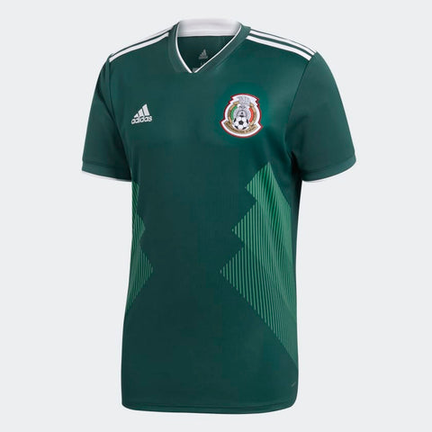 ADIDAS MEXICO HOME JERSEY FIFA WORLD CUP 2018.