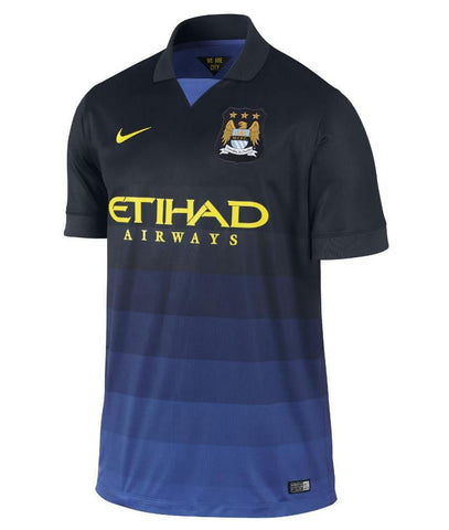 Nike Manchester City Away Jersey 2014/15 611051-476 1