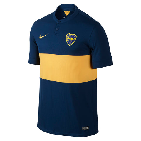 Nike Boca Juniors Home Jersey 2014/15 619145-412 1