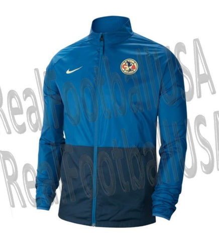 NIKE CLUB AMERICA ACADEMY AWF WINDBREAKER JACKET 2020/21 1