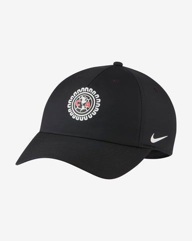 NIKE CLUB AMERICA DRY HERITAGE 86 ADJUSTABLE CAP 2021