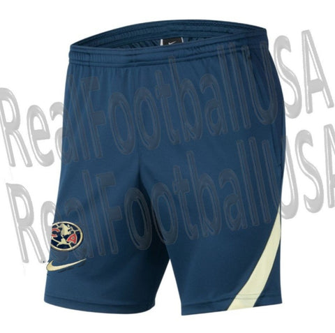 NIKE CLUB AMERICA ACADEMY DRY PRO TRAINING SHORTS 2020/21 1