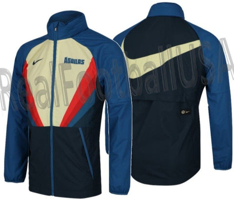 NIKE CLUB AMERICA WATER REPELLENT JACKET 2020/21 a