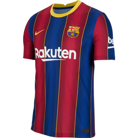 NIKE FC BARCELONA AUTHENTIC VAPOR MATCH HOME JERSEY 2020/21 1