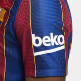 NIKE FC BARCELONA AUTHENTIC VAPOR MATCH HOME JERSEY 2020/21 6