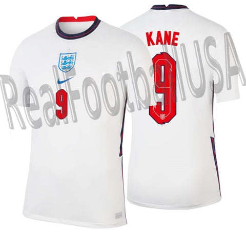 NIKE HARRY KANE ENGLAND HOME JERSEY 2020 2021 1