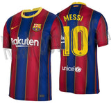 NIKE LIONEL MESSI FC BARCELONA HOME JERSEY 2020/21 1