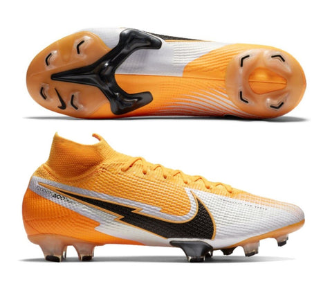 NIKE MERCURIAL SUPERFLY 7 ELITE FG  FIRM GROUND SOCCER SHOES