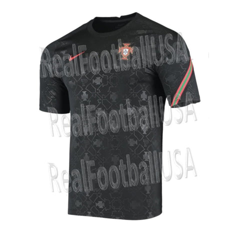 NIKE PORTUGAL BREATHE PRE MATCH JERSEY 2020 2021 0