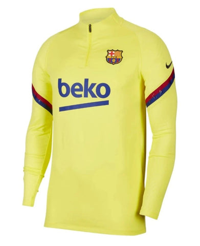 NIKE FC BARCELONA STRIKE DRILL TOP 2020 1