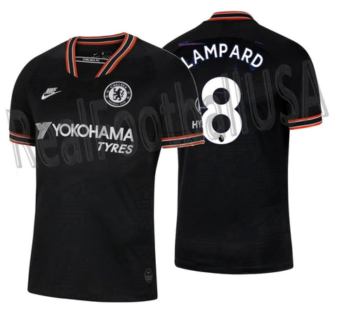 NIKE FRANK LAMPARD CHELSEA FC THIRD JERSEY 2019/20 1