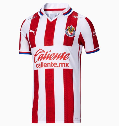 PUMA CHIVAS DE GUADALAJARA AUTHENTIC MATCH HOME JERSEY 2020/21 1