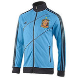ADIDAS SPAIN TRACK TOP ANTHEM JACKET Blue.