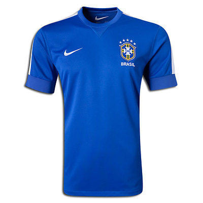 NIKE BRAZIL AWAY JERSEY FIFA CONFEDERATIONS CUP 2013.
