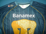 LOTTO PUMAS UNAM AWAY JERSEY 2006/07 4