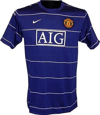 NIKE MANCHESTER UNITED  PRE MATCH TOP 2008/09.