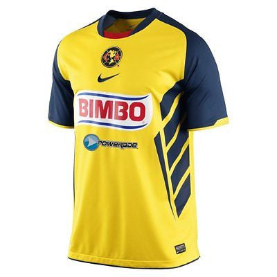 brand new 4afb3 a4355 NIKE CLUB AMERICA AGUILAS HOME JERSEY 2010/11.
