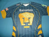 LOTTO PUMAS UNAM AWAY JERSEY 2006/07 3