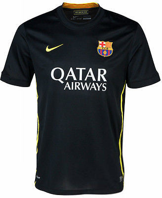 NIKE FC BARCELONA YOUTH THIRD 3RD JERSEY 2013/14