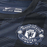 NIKE MANCHESTER UNITED AWAY LONG SLEEVE JERSEY 2013/14 BARCLAYS PREMIER LEAGUE.