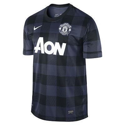NIKE MANCHESTER UNITED AWAY JERSEY 2013/14