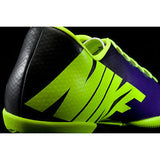 NIKE MERCURIAL VICTORY IV IC INDOOR SOCCER FUTSAL CR7 SHOES ELECTRO PURPLE