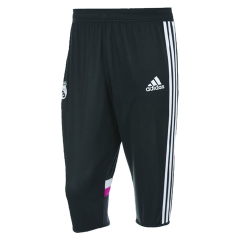 Adidas Real Madrid 3/4 Training Pants Black/Pink M37215