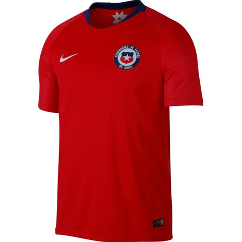 NIKE CHILE HOME JERSEY 2018/19.