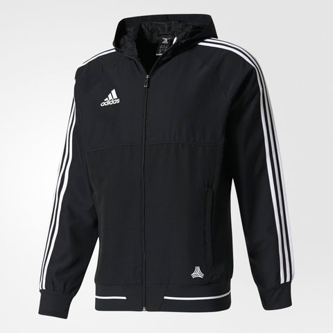 ADIDAS TANGO CAGE TRAINING WOVEN JACKET Black