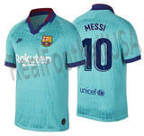 NIKE LIONEL MESSI FC BARCELONA THIRD JERSEY 2019/20 1