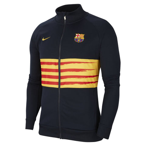 NIKE FC BARCELONA ANTHEM JACKET 2020 1