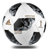 ADIDAS TELSTAR COMPETITION MATCH BALL REPLICA FIFA WORLD CUP 2018 BALL SIZE 5 1
