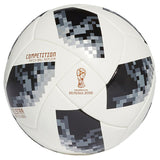 ADIDAS TELSTAR COMPETITION MATCH BALL REPLICA FIFA WORLD CUP 2018 BALL SIZE 5 2