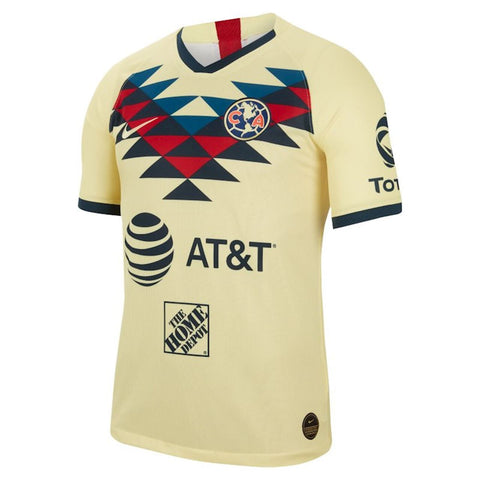 NIKE CLUB AMERICA VAPOR MATCH HOME JERSEY 2019/20 0
