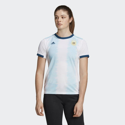 ADIDAS ARGENTINA WOMEN'S HOME JERSEY 2019.