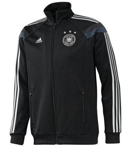 ADIDAS GERMANY ANTHEM TRACK JACKET FIFA WORLD CUP 2014.