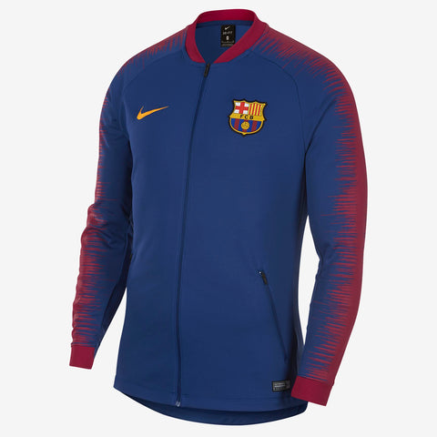 NIKE FC BARCELONA ANTHEM JACKET 2018/19.