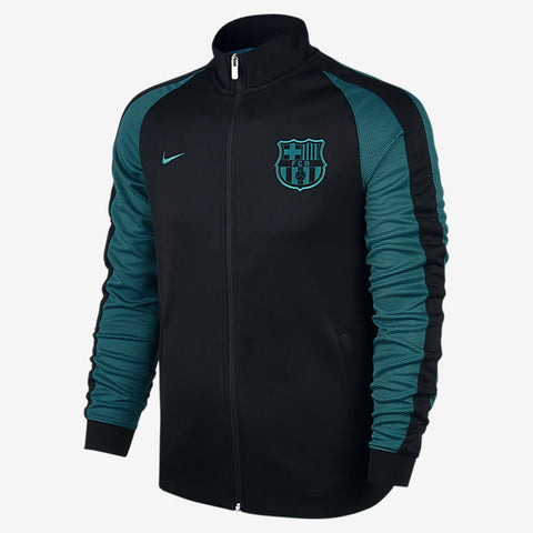 NIKE FC BARCELONA AUTHENTIC N98 JACKET Black/Energy