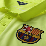 NIKE XAVI FC BARCELONA CHAMPIONS LEAGUE AUTHENTIC THIRD MATCH JERSEY 2014/15 3