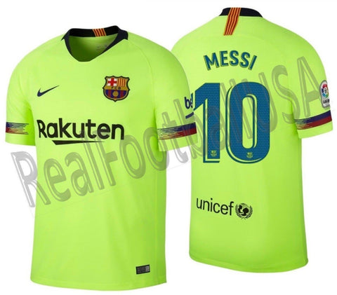 Nike Messi Barcelona Away 2018/19 918990-703