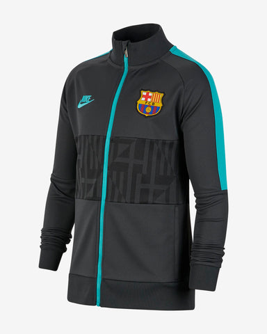 NIKE FC BARCELONA YOUTH ANTHEM JACKET 2019/20 0