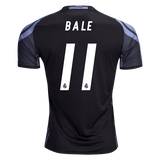 ADIDAS GARETH BALE REAL MADRID THIRD JERSEY 2016/17 CWC FIFA PATCH.