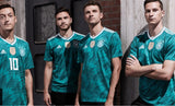 ADIDAS TONY KROOS GERMANY AWAY JERSEY FIFA WORLD CUP 2018.