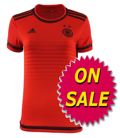ADIDAS GERMANY WOMEN'S AWAY JERSEY FIFA WOMEN'S WORLD CUP 2015 ON SALE.