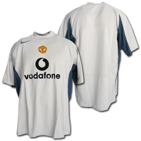 NIKE MANCHESTER UNITED GOALKEEPER HOME JERSEY 2004/05